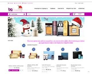 BgBeauty.eu продажба на оригинални маркови парфюми и козметика
