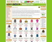 BUYME-BG.COM - Онлайн магазин за дамски дрехи и чанти