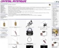 Crystal Mystique - Бижутата и Аксесоарите със Сваровски кристали