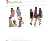 Електронен магазин за дамски рокли