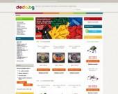 Dedo.bg - магазин за играчки, лего, пъзели, дървени играчки