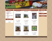 Интернет магазин за художествени тъкани и чипровски килими
