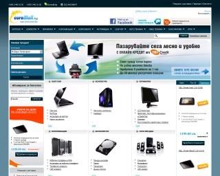 EuroMall.bg | Онлайн магазин за лаптопи, компютри, периферия и аксесоари