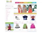 Онлайн магазин за детски дрехи-рокли, поли блузи, панталони, якета, обувки