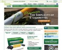 Онлайн магазин за електронни цигари | Green Smoke