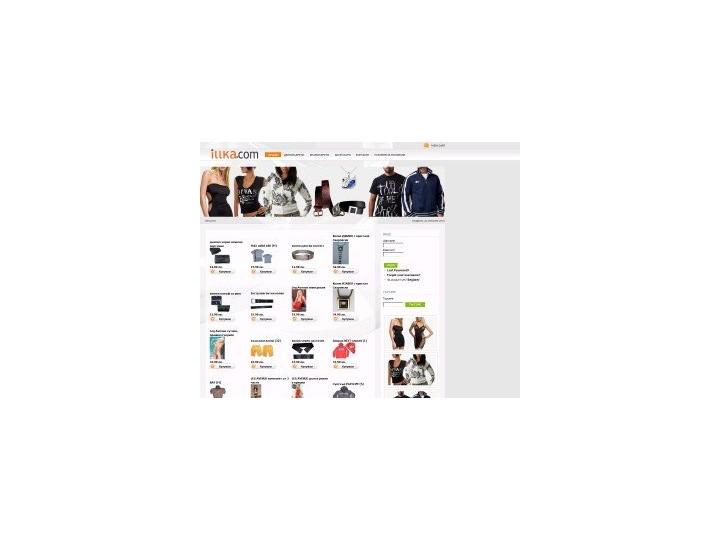 f6a405f86a9 ILLKA.com - онлайн магазин за Дрехи и Аксесоари - E-ShopSbg.com
