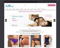 Krisli.eu - онлайн магазин за дамско и детско бельо Крисли