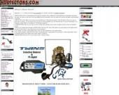 MDetector.com - металдетекторна и геодезическа техника.