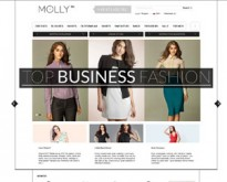 Дамски дрехи с високо качество - Molly-dress