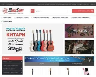 music-shop.bg