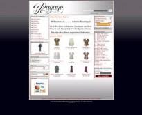 Online Boutique Pagane - Модна къща