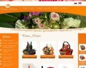 коледни кошници, кошници за подарък , букети, рози - www.rosesmania.com