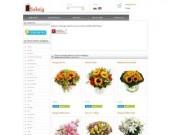 Сайт за поръчка и доставка на на букети, кошници с цветя и цветни аранжировки