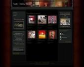 Онлайн магазин за произведения на изкуството - стъклописи и картини
