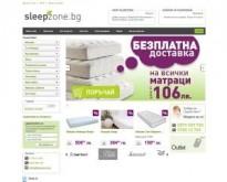 Онлайн магазин за матраци, възглавници и подматрачни рамки - SleepZone.bg