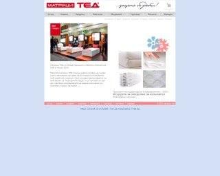 Матраци ТЕД - on-line магазин