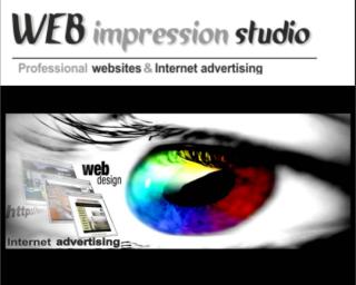 Web impression studio - изработване на сайтове и онлайн магазини