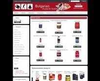 Магазин за хранителни добавки 1 в България