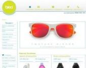 Онлайн магазин Breo