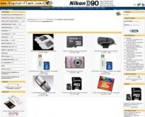 Digital-Flash - Онлайн магазин за Flash памет и цифрова фотография