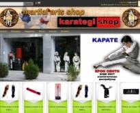 Интернет магазин за бойни изкуства Крон Сенто