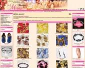 Онлайн бутик за бижута и сватбени аксесоари Marquise