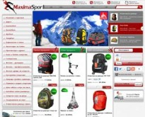 MaximaSport - онлайн магазин за спортни стоки, спортен магазин