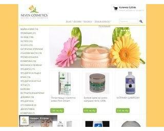 nevencosmetics.com