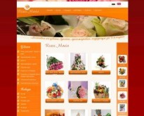 """""""RosesMania"""" - Онлайн магазин за цветя и подаръци"""