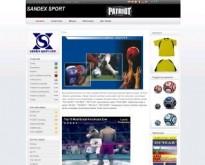 Sandex Sport - спортни стоки и екипировка, фитнес уреди, футбол, баскетбол
