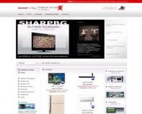 SHARP Bulgaria Информация и онлайн магазин