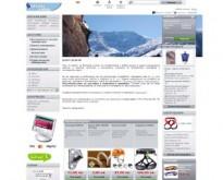Електронен магазин за туристическа, спелео и катерачна екипировка
