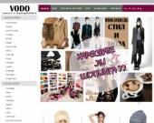 Онлайн магазин за мъжки и дамски дрехи VODO
